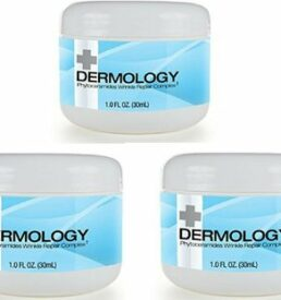 Dermology Phytoceramides Wrinkle Repair Cream– 3 Month Supply