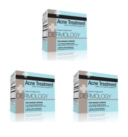 Dermology Acne Treatment Cream - 3 Months Supply