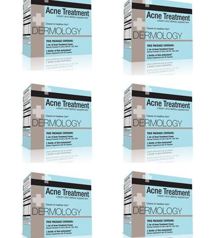 Dermology Acne Treatment Cream – 5 Month Supply