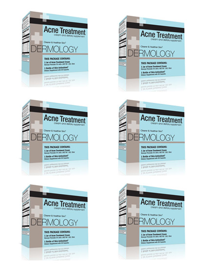 dermology acne treatment cream 6 month supply