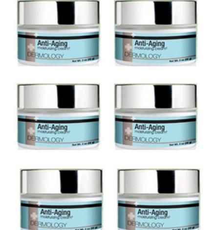 Dermology Anti Aging Cream – 6 Month Supply