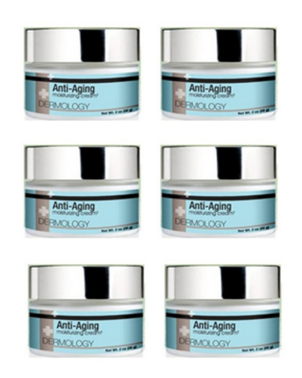 Dermology Anti Aging Cream – 6 Month Supply