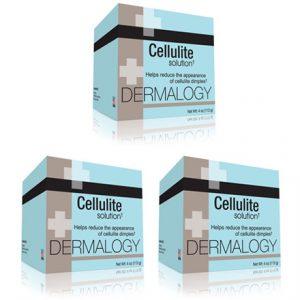 Dermology Cellulite Cream – 3 Month Supply
