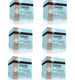 Dermology Cellulite Cream – 6 Month Supply