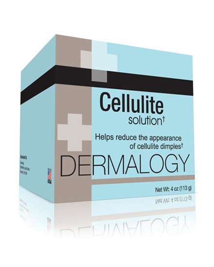 Dermology Cellulite Cream & Solution pack
