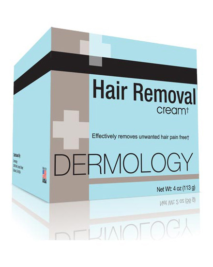 Dermology Hair Removal Cream Pack