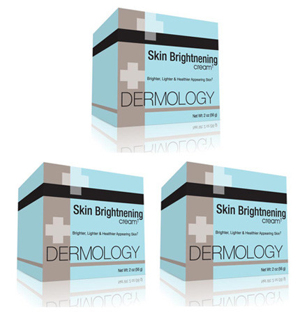 dermology-skin-brightnening cream - 3 month supply