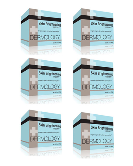 Dermology Skin Brightening Cream – 6 Month Supply