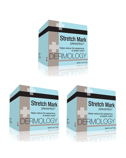 dermology stretch mark cream 3 month supply