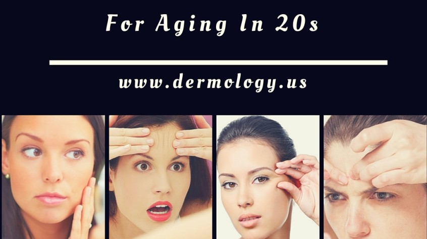 The Undisclosed Reasons For Aging In 20s