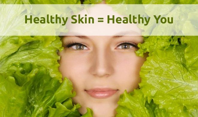 naturally healthy skin