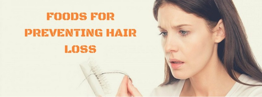 foods for preventing hair loss