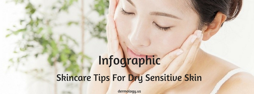 skincare for dry sensitive skin