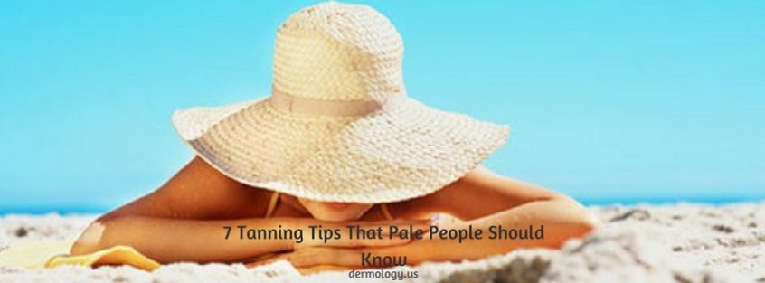 7 Tanning Tips