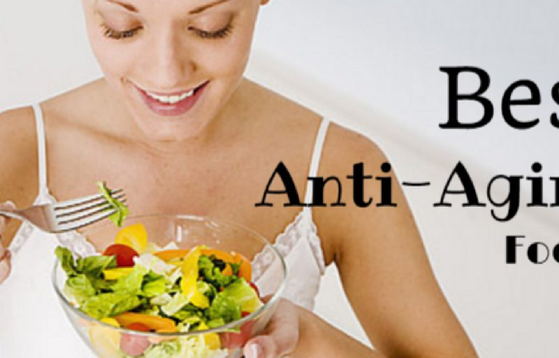 Foods For Anti-Aging