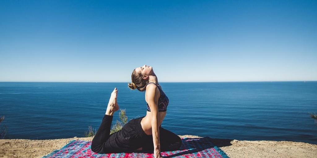 Yoga Tips For Glowing Skin